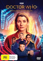 Doctor Who - Revolution Of The Daleks | DVD