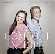 Songs Of Comfort And Hope | CD