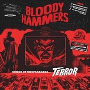 Songs Of Unspeakable Terror   CD