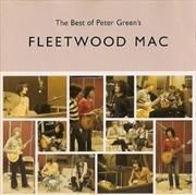 Best Of Peter Green's Fleetwood Mac   Vinyl