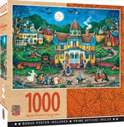 Masterpieces Puzzle Holiday The Tag Along Puzzle 1,000 pieces | Merchandise