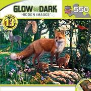 Hidden Image Glow The Woodland | Merchandise