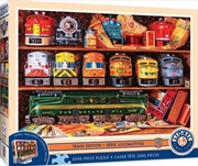 Masterpieces Puzzle Signature Collection Well Stocked Shelves Puzzle 2,000 pieces | Merchandise