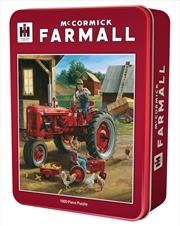 Mccormick Farmall Friends Tin   Merchandise