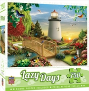 Masterpieces Puzzle Lazy Days Dawn of Light Puzzle 750 pieces | Merchandise