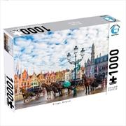 Brugge Belgium 1000 Piece Puzzle | Merchandise