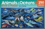 Oceans of the World Book and Puzzle - 250 Piece Puzzle | Merchandise