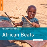 Rough Guide To African Beats   CD