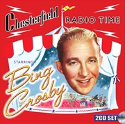 Chesterfield Radio Time Starring Bing Crosby and Guests   CD