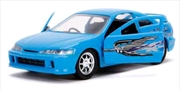 Fast and Furious - 1995 Honda Integra Type-R 1:32 Scale Hollywood Ride | Merchandise