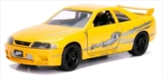 Fast and Furious - 1995 Nissan Skyline GTR R33 1:32 Scale Hollywood Ride | Merchandise