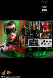 "Batman Forever - Robin 1:6 Scale 12"" Action Figure 
