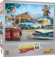 Masterpieces Puzzle Cruisin On the Road Again Puzzle 1,000 pieces | Merchandise