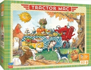 Masterpieces Puzzle Tractor Mac Dinner Time Puzzle 60 pieces | Merchandise