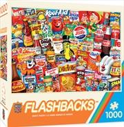 Masterpieces Puzzle Flashbacks Mom's Pantry Puzzle 1,000 pieces | Merchandise
