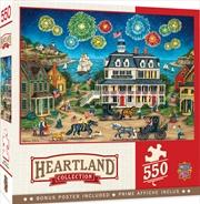 Heartland Collection Fireworks | Merchandise