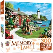 Masterpieces Puzzle Memory Lane Lobster Bay Ez Grip Puzzle 300 pieces | Merchandise