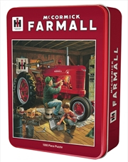 Mccormick Farmall Forever Red   Merchandise