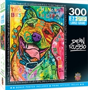 Masterpieces Puzzle Dean Russo The Best Things in Life Ez Grip Puzzle 300 pieces | Merchandise