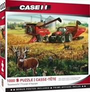 Masterpieces Puzzle Farmall Teamwork Puzzle 1,000 pieces | Merchandise
