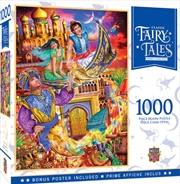 Masterpieces Puzzle Classic Fairy Tales Aladdin Puzzle 1,000 pieces | Merchandise