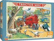 Masterpieces Puzzle Tractor Mac Out for a Ride Puzzle 60 pieces | Merchandise