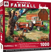 Masterpieces Puzzle Farmall Boys and Their Toys Puzzle 1,000 pieces\ | Merchandise