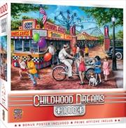 Masterpieces Puzzle Childhood Dreams Summer Carnival Puzzle 1,000 pieces | Merchandise