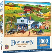 Masterpieces Puzzle Hometown Gallery McGiveny's Country Store Puzzle 1,000 pieces   Merchandise