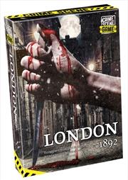 London 1892 | Merchandise