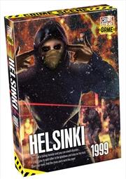 Helsinki 1999 | Merchandise