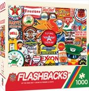 Masterpieces Puzzle Flashbacks Hit the Road Jack Puzzle 1,000 pieces | Merchandise