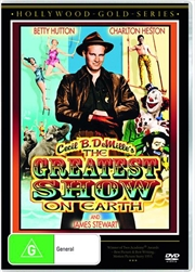 Greatest Show On Earth | Hollywood Gold, The | DVD