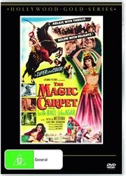 Magic Carpet | Hollywood Gold, The | DVD