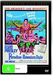 Paradise, Hawaiian Style | Hollywood Gold | DVD