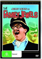 Family Jewels | Hollywood Gold, The | DVD