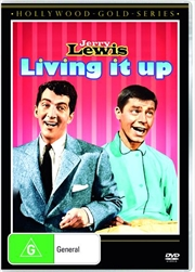 Living It Up | Hollywood Gold | DVD