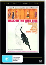 Walk On The Wild Side | Hollywood Gold | DVD
