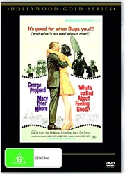 What's So Bad About Feeling Good? | Hollywood Gold | DVD