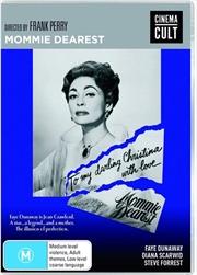 Mommie Dearest   Cinema Cult   DVD