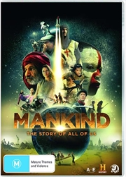 Mankind - The Story Of All Of Us | DVD