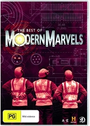 Modern Marvels - The Best Of Modern Marvels | DVD