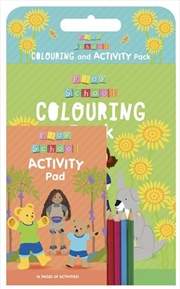 Play School Activity Pack | Paperback Book