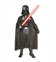 Darth Vader Deluxe Child Costume - 9-10 Years | Apparel