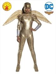 WW84 Golden Armour - Size L | Apparel