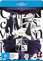 K - Seven Stories | Complete Movie Collection | Blu-ray