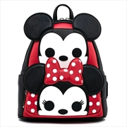 Loungefly - Mickey Mouse - Mickey And Minnie Mini Backpack | Apparel