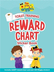 Wiggles Toilet Time Reward Chart | Paperback Book