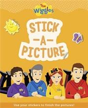 Stick A Picture Book Wiggles | Paperback Book