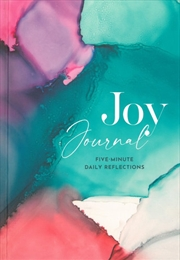 Joy Journal | Hardback Book